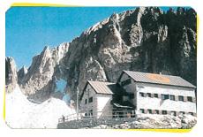 Alta via del Granito Rif. Cimadasta
