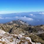 36-Pasubio-nord dell'altopiano dal Dente Italiano